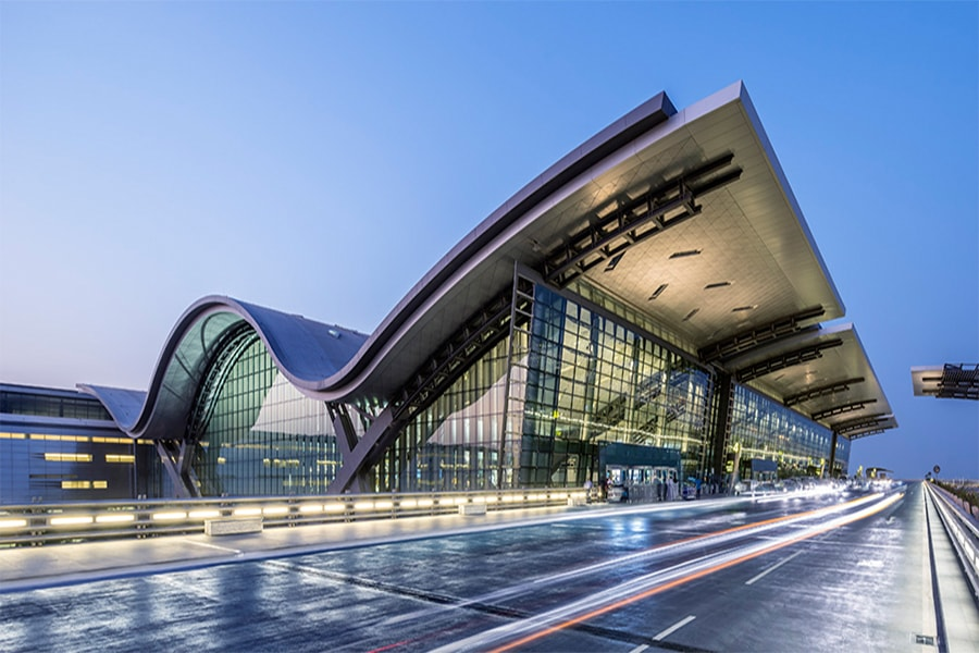 Hamad International